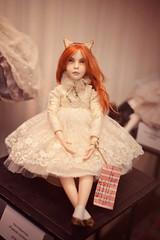 XIII Doll Salon — 6-8 October 2017 (red-anchous) Tags: yellow bjd balljointed doll dolls dollsalon dollexpo exhibition exposition expo artist artistdoll artdoll салон кукол куклы шарнирные