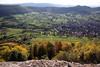 Swabian Alb in Fall - Hohenneuffen (Sue Elderberry) Tags: hohenneuffen fall foliage vineyard swabian alb schwäbische achalm hohenzollern sunshine neuffen