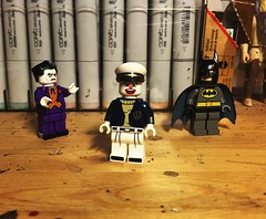 Say it With Me Now, (Lord Allo) Tags: lego dc the animated series captain clown joker batman