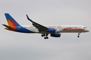 G-LSAK | Boeing 757-23N/W | Jet2