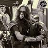Wyrdamur 2016 (Javier Colmenero) Tags: wyrdamor músico music bagpipes gaita folk medieval portrait blackwhite blancoynegro retrato