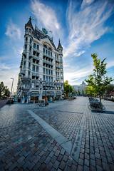 Witte Huis Rotterdam (Steven Dijkshoorn) Tags: rotterdam 010 architectuur