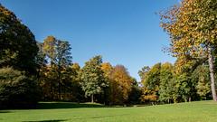 Schlosspark im Herbst (p.schmal) Tags: olympuspenf ahrensburg schloss schlosspark herbst