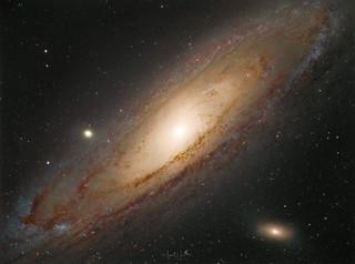 The Andromeda Galaxy (M31)
