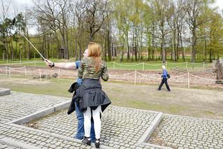 du tourisme de masse à Auschwitz II - Birkenau