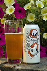 This weekend's featured brew (Stickwork-Steve) Tags: beer beercan canadianbeer ipa beerglass sony sonya7ii sonyfe24240mm