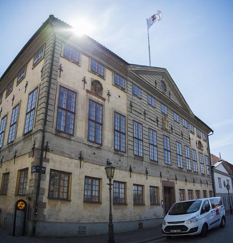 Town hall in Kalmar