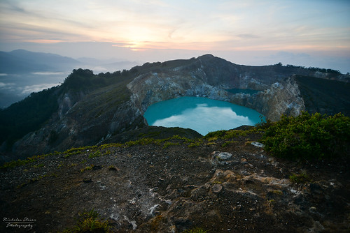 Indonesia | Kelimutu Crater Sunrise