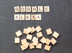 Google Assistant: Verschärfter Angriff auf Amazons Alexa (marcoverch) Tags: noperson keineperson business geschäft text paper papier desktop sign schild education bildung cube würfel display anzeigen alphabet wood holz finance finanzen shape gestalten symbol illustration conceptual begrifflich abstract abstrakt texture textur number nummer money geld konzeptionell leica eos animals 7dwf family cathedral lego fujifilm scotland metal