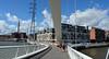 Mustikkamaa pedestrian bridge (JohntheFinn) Tags: mustikkamaa blåbärslandet island saari helsinki finland suomi europe eurooppa bridge silta summer kesä