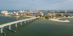 Clearwater Beach Morning (jeff_a_goldberg) Tags: gulfofmexico aerialphotography drone dji mavic clearwaterbeach djimavicpro fall mavicpro florida clearwater unitedstates us
