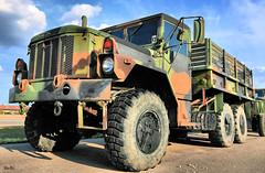 neighborhood watch... (Stu Bo) Tags: military vehicle truck sbimageworks army warrior war hdr