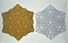 Magic ring 2 - compact version (mganans) Tags: origami tessellation
