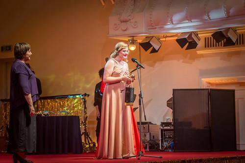 Eesti Muusikanõukogu muusikapreemiad 2017.  Johanna Vahermägi