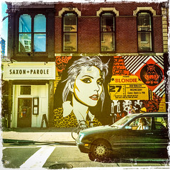 New York 22. (soilse) Tags: 2017 america blondie cbgb cbgbclub cbgbmusicvenue debbieharry dontleavemehangingonthetelephone hillykristal hipstamatic hipstamaticcamera hipstamaticcameraapp joanjettandtheblackhearts manhattan newyork newyorkcity northamerica northamericancity pattismith saxonandparole september2017 thepolice theramones unitedstatesofamerica architecture band bands bigcity buildings business city concertticket graphic iphone iphonographie iphonography largecity motorish mural musicvenue photephotos punk punkmusic shop skyscrapers sunshine telephone thecitythatneversleeps ticket tourist urban visiting