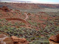 541-14-P9141256 (vgwells) Tags: sedona arizona grand canyon national park scottsdale montezuma castle jerome verde railroad sunset crater wupatki