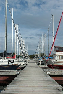 Kingston, ON - Collins Bay Marina