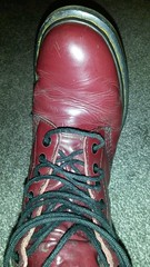 20170301_175808 (rugby#9) Tags: drmartens boots icon size 7 eyelets doc docs doctormarten martens air wair airwair bouncing soles original 14 hole lace docmartens dms cushion sole yellow stitching yellowstitching dr comfort cushioned wear feet dm 14hole cherry indoor 1914 boot footwear shoe