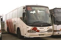Bus Eireann SI63 (00D83693). (Fred Dean Jnr) Tags: july2003 buseireann scania irizar century buseireanndundalkdepot si63 00d83693 louth