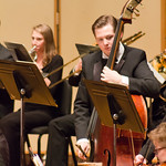 "<b>Homecoming Concert</b><br/> The 2017 Homecoming Concert, featuring performances from Concert Band, Nordic Choir, and Symphony Orchestra. Sunday, October 8, 2017. Photo by Nathan Riley.<a href=""//farm5.static.flickr.com/4461/37497399350_43599d8817_o.jpg"" title=""High res"">∝</a>"