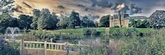 Astley Hall (daz3467) Tags: lancashire astleyhall wide panoramic