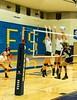 Going for the block . . . (Dr. Farnsworth) Tags: volleyball tournament rockford jvs block hands fingers net hudsonville mi michigan fall october2017