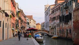 Venezia / Rio delle Misericordia / Ponte de San Marziale