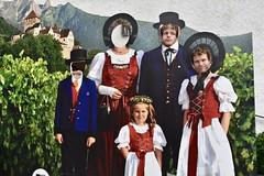De Koninklijke familie van Liechtenstein