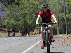 "Avanti Plus Duathlon, Lake Tinaroo, 07/10/17-Junior Race • <a style=""font-size:0.8em;"" href=""http://www.flickr.com/photos/146187037@N03/37567771681/"" target=""_blank"">View on Flickr</a>"