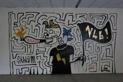 / Meibloem - 8 okt 2017 (Ferdinand 'Ferre' Feys) Tags: gent ghent gand belgium belgique belgië streetart artdelarue graffitiart graffiti graff urbanart urbanarte arteurbano ferdinandfeys