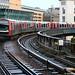 Europa, Deutschland, Hamburg, Hamburg, nordöstlich des Hochbahnhofs Rödingsmarkt, U-Bahn-Linie U3