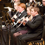 "<b>Homecoming Concert</b><br/> The 2017 Homecoming Concert, featuring performances from Concert Band, Nordic Choir, and Symphony Orchestra. Sunday, October 8, 2017. Photo by Nathan Riley.<a href=""http://farm5.static.flickr.com/4461/37707324276_a3ce02c9f8_o.jpg"" title=""High res"">∝</a>"