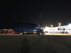 Blackpool - Vans with lights 2017 (Paul.Bevan) Tags: vanswithlights blackpoolrun 2017 myphotos mercedesbenz dodge sprinter merc ford transit charityrun outdoors blackpool vandrivers withpride lightshow leds nicevans ontheroad myview cockpitview officeview takingpart friends crowd transflex centralpier lancashire sideview blackpoolpromenade october uk england blackpooltower