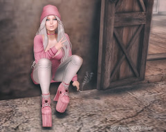 Please book me first-class to my fancy house in London town (The Essence Of Fashion) Tags: truth catwa deetalez maitreya riot moda c88 blackfair blog fashion secondlife kawaii 3d virtual foxcity