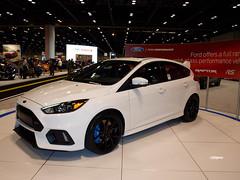 161124_022_OAS_FocusRS (AgentADQ) Tags: 2017 ford auto automobile orlando international show orange county convention center car focus rs