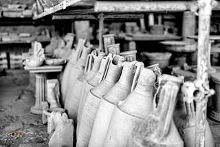 Amphora Wine Vessels