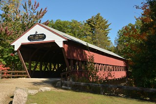 Swift River Covered Bridge, NH