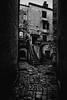 Split, Croatia (pas le matin) Tags: building allay alley ruelle street rue ville city cityscape sombre dark stairs escalier croatia croatie hrvastka europe europa split bw nb noiretblanc blackandwhite world travel voyage canon 7d canon7d canoneos7d eos eos7d