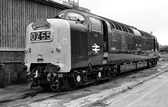 English Electric Type 5 - D9009 (dgh2222) Tags: deltic d9009 class 55 uk railways