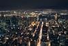 East River from Empire State Building (- Anita Ao) Tags: empirestatebuilding esb manhattan eastriver nyc newyork newyorkcity longexposure slowshutter slowshutterspeed cityscape