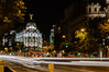 Luci di Madrid (Andreas Laimer) Tags: madrid luci spagna notte edifici città street sony nex6 sonyflickraward
