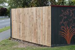 20171029_9375_7D2-28 Fence repaired! (johnstewartnz) Tags: fence canon canonapsc apsc eos 7d2 7dmarkii 7d canon7dmarkii canoneos7dmkii 2470 2470mm newbrighton 100canon unlimitedphotos yabbadabbadoo yabbadabadoo