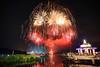 日月潭花火節(Fireworks festival @ Sun moon lake)。 (Charlie 李) Tags: canon 5d3 taiwan natoucounty fireworks sunmoonlake 台灣 南投縣 伊達邵 煙火 花火節 日月潭