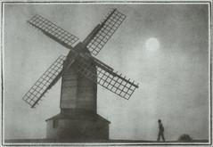 The Windmill (Symphoto) Tags: bromoilprint altprocess alternativeprocess digitalcontactneg digitalnegative