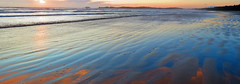 Blue Reflections (21mickrange) Tags: greenpointcampground longbeach tofino pacificrimnationalparkreserve pacificocean surf sunset ocean waves water beach