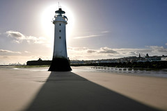 Shadow (PentlandPirate of the North) Tags: perchrocklighthouse wirral newbrighton shadow