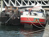 DSCF6730 (bvellieu) Tags: lyon confluence architecture urbanisme townplanning saône river houseboat