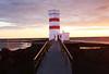 The old Garðskagi lighthouse (Rolf Birger) Tags: lighthouse iceland garður viti