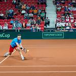 Davis Cup Tennis: Jiri Vesely (CZ) thumbnail