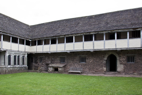 Tretower Court